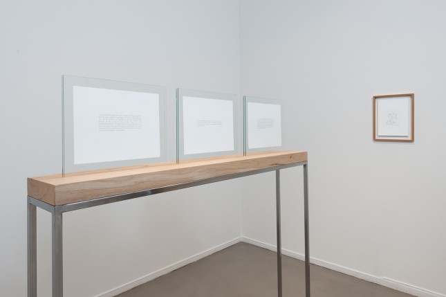 Let My Heart Beat: 1814 Revisited – The Past is Still Present, Akershus Kunstsenter 2014
